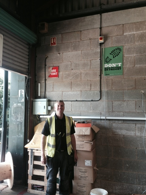 Tuffnells Parcels Express Air Conditioning Installation